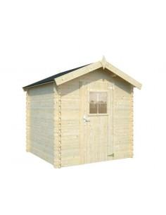 Casetta FLIPPER 205x205 BLOCK HOUSE