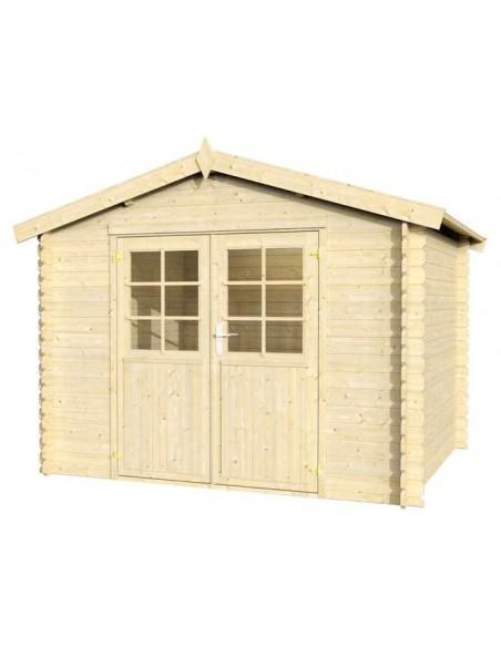 Casetta MILTON 296X296 BLOCK HOUSE