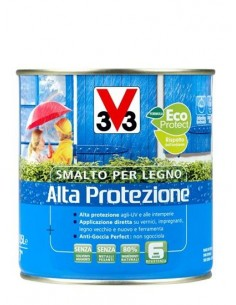 SMALTO ALTA PROTEZIONE BIANCO V 33
