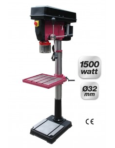 TRAPANO A COLONNA TC 1500/32