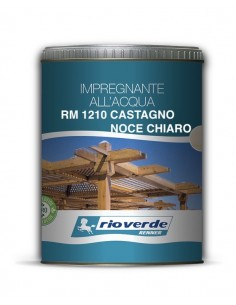 IMPREGNANTE CLASSICO CASTAGNO NOCE CHIARO ALL'ACQUA