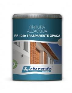 FINITURA CLASSICA TRASPARENTE OPACA ALL'ACQUA