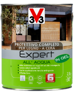 IMPREGNANTE PROTETTIVO COMPLETO EXPERT NOCE ANTICO ALL'ACQUA