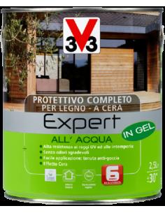 IMPREGNANTE PROTETTIVO COMPLETO EXPERT CASTAGNO CHIARO ALL'ACQUA