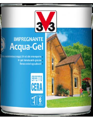 IMPREGNANTE PROTETTIVO COMPLETO MOGANO ACQUA-GEL