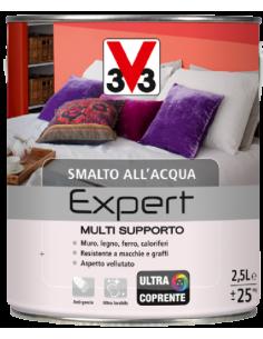 SMALTO MULTI-SUPPORTO EXPERT GRIGIO ACCIAIO