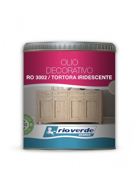 OLIO DECORATIVO 2 IN 1 TORTORA IRIDESCENTE