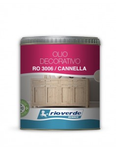 OLIO DECORATIVO 2 IN 1 CANNELLA
